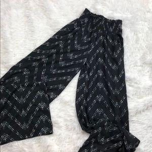 NWOT MOSSIMO Elastic Waist Wide leg SweatPants